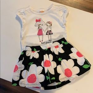 Baby girls 2 piece set